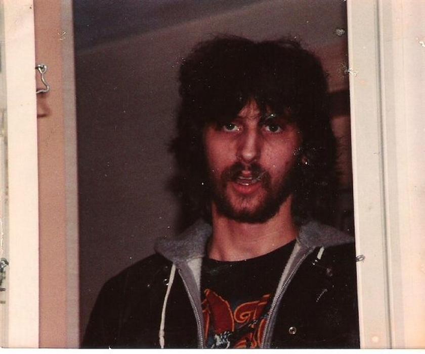 Paul at 17 years old Hanover Mass