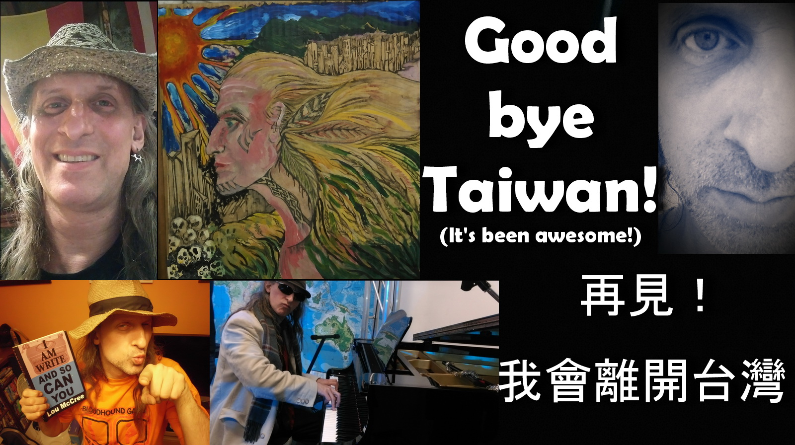 Will leave Taiwan PIC